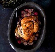 #kure #pecenekure #obed #redkvicky Jamie Oliver, Pork, Turkey, Fresh, Meat, Chicken, Gardening, Pork Roulade, Pigs