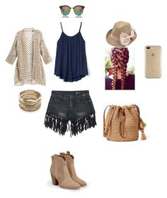 """""""women"""" by mawena-17 ❤ liked on Polyvore featuring Sans Souci, JustFab, Gap, Boohoo, Speck and Sole Society"""