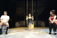 Tek Kişilik Şehir - Ankara Devlet Tiyatrosu - Tiyatro Dünyası