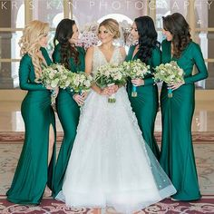 Verde a cor de 2017. Combina com o seu casamento?