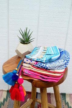 Summer Bohemian Clutch, Boho mini bags, mermaid stuff. Shop PennyLuna.com