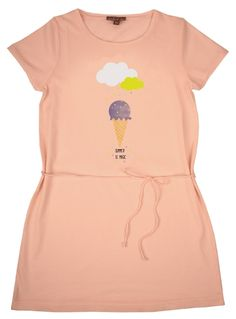 Emile Et Ida Melon Magic Summer Dress | Scandinavian Minimall
