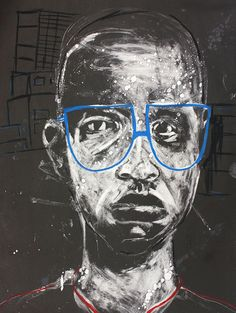 Nelson Makamo - The Boy in Me Black Art Painting, Drawing Studies, African Artists, Out Of Africa, Johnson And Johnson, Ap Art, International Artist, Elements Of Art, Art Sketchbook