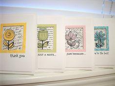 Card Set by jintyoo7(Janet), via Flickr