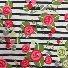 Walking Roses – Stitch