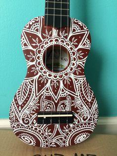 painted soprano ukulele                                                                                                                                                                                 More