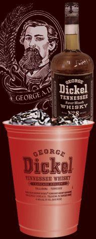 The George Dickel Red Cup Society's George Dickel Food Recipes