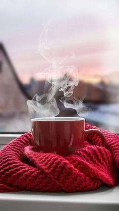 Coffee And Books, I Love Coffee, Coffee Art, Coffee Break, Morning Coffee, Cozy Coffee, Autumn Coffee, Coffee Photography, Winter Photography