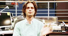 GIF HUNTERRESS — MATTHEW GRAY GUBLER  He knows how to say Goodbye..