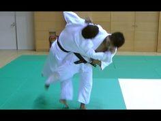 Judo 🥋 osoto gari - grote buitenwaartse maai