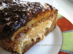 Macrobiotic Coconut Cake