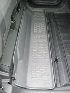 Honda Ridgeline Under-Seat Cargo Tray (Gray)