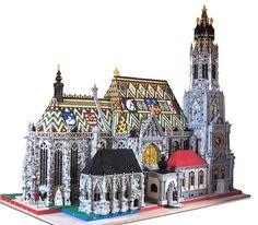 GOTHIC CHURCH -LEGO creations