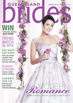 Brides Magazine by the publishers of Vogue Glamour Princess