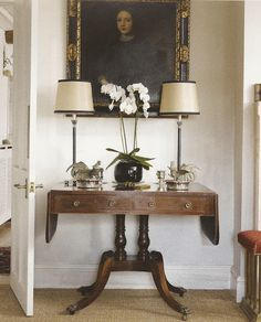 Belclaire House: The English Home {Part I}