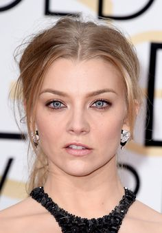 Golden Globes 2016 Natalie Dormer Pictures and Photos Golden Globes 2016, Golden Globe Award, Ken Curtis, Natalie Dormer, Kaley Cuoco, Healthy Hair, Short Hair Styles, Hollywood, Celebs