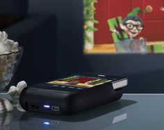 Iphone 4 4s Pocket Projector - $200