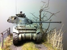 My Firefly, winter of discontent, Holland, December in black '44...