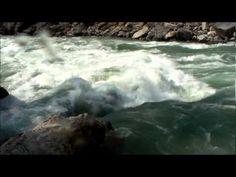 Whitewater rafting on the Karnali in Nepal.