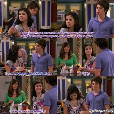 Disney Channel Wizards of Waverly Place. Alex Russo and Mason Greybeck. Selena Gomez and Gregg Sulkin. Disney Memes, Disney Quotes, Disney Comebacks, Old Disney Shows, Turn Down For What, Old Disney Channel, Cute Disney, Funny Disney, Alex Russo