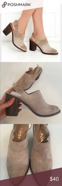 New report size 8 New, cute for spring and summer. Report Shoes