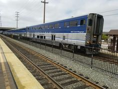 Another View of Amtrak Train 573 working Old Town on Friday the 13th