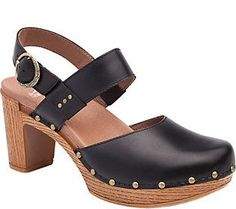 Dansko Leather Sandals - Dotty