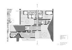 House at Goleen,Plan