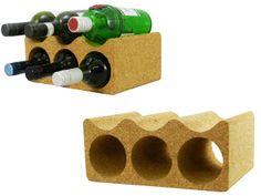 Gifts for Blokes - Cork Wine Rack, $89.95 (http://www.giftsforblokes.com.au/cork-wine-rack/)