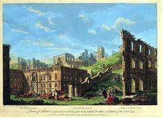 Lisboa de Antigamente: E Tudo o Terramoto Levou: a Grande Capela ou Igreja Patriarcal de D. João V