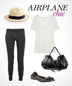 Style Guide: Airport Chic