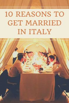 Do you want to get married in Italy but you have doubts? Here are 10 reasons why you should! #wedding #italy #weddingplanner #gastronomy #food #mariage #italie #nourriture #gastronomie #weddingfood #weddingdecors #weddingdecoration #guests #weddinguests #travel #instafood #pinfood #weddingadministration #gettingmarried #weddinginitaly #love #masseria #castello #romantic Getting Married In Italy, Got Married, Reasons To Get Married, Places In Italy, Wedding Places, Italy Wedding, Gastronomy Food, Wedding Decorations, Romantic