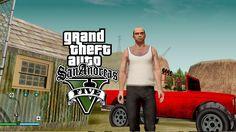 GTA SAN ANDREAS GTA 5 MOD
