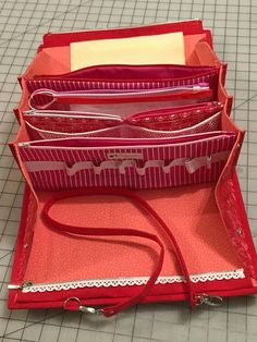 This bag 14x7x7 has TEN pockets and ironing pad inside. Long detachable  shoulder strap makes 7589f47e7adc3