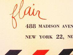 Adore Flair.