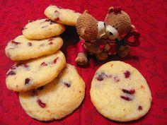 Citromos vörös áfonyás keksz Sugar Free Vanilla Pudding, Pudding Shots, Whipped Topping, Chicken Pasta, Stuffed Peppers, Diet, Cookies, Minden, Christmas Recipes