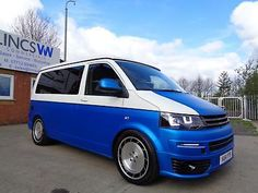 eBay: VOLKSWAGEN TRANSPORTER T32 T5.1 2.0 TDI 140 BHP SWB CAMPER VAN #vwcamper #vwbus #vw Volkswagen Transporter, Vw T5, Combi Vw, Vw Camper, Campervan, Diesel, Vans, Racing, Vehicles