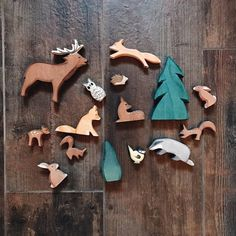 """773 Likes, 48 Comments - Ostheimer Holzspielzeug (@ostheimerwoodentoys) on Instagram: """"Megan from @blessednestblog wrote a wonderful post about our toys today on her blog! And of you…"""""""