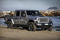 Das neue Modell markiert die Rückkehr der Marke in das Pickup-Segment und kommt zu den Feierlichkeiten des 80-jährigen Jubiläums von Jeep® zu den europäischen Händlern. Jeep Gladiator, City, Celebrations, Scale Model, Cities