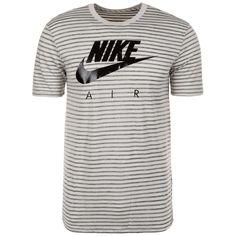Nike Sportswear T-Shirt »Sportswear« für 34,95€. Angenehmer Tragekomfort, Gerippter Rundhalsausschnitt, Hohe Strapazierfähigkeit, Lässige Passform bei OTTO