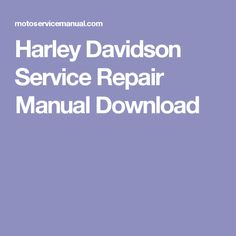 2002 hd vrsc repair service factory pdf