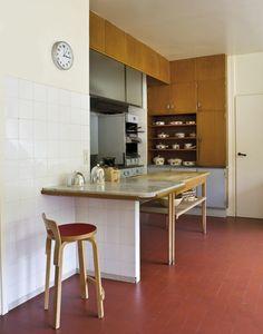 Maison Louis Carré de Alvar Aalto