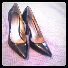 Classic BCBG black pumps 7.5 Patent leather black pumps classic BCBG Shoes Heels