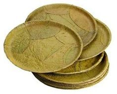 Image Result For Banana Leaf Serving Plates Disposable Leaf Plates Palm Leaf Plates Plates