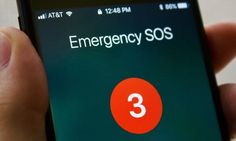 Apple Invents Method to Call 911 Secretly in an Emergency
