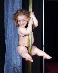 Half a stripper