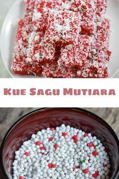 Sagu mutiara adalah bahan makanan yang terbuat dari sagu, bentuknya bulat- bulat kecil. Biasanya didonimasi warna putih walau ada juga campuran warna merah dan hijau sedikit.