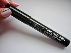 Nail Art Pen from BPS http://anitakulikowska89.blogspot.com/2015/07/born-pretty-store-nail-art-pen-i.html