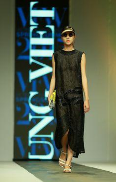 Vietnam Fashion Week SS15 - Ready to wear. Designer: Hung Viet. Photo: Nguyen Thanh Dat