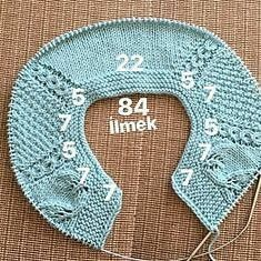 🌸reklam Icin Dm 🌸 On Crochet Picot Edging, Crochet Shell Stitch, Single Crochet Stitch, Crochet Diagram, Baby Booties Knitting Pattern, Baby Sweater Patterns, Baby Knitting Patterns, Crochet Patterns, Finger Crochet